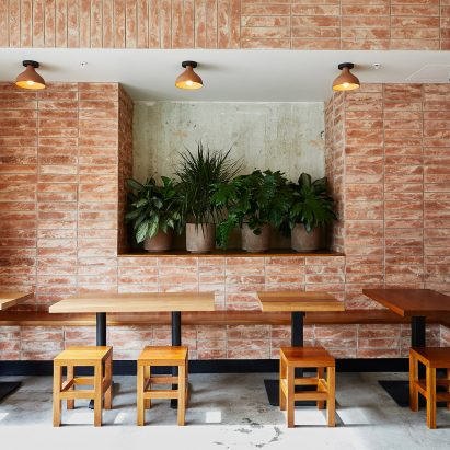 Loqui Restaurant by Wick Architecture and Design