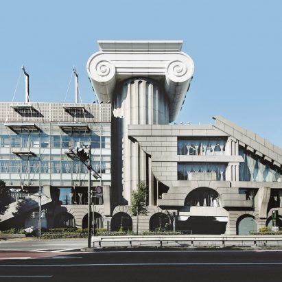 M2 Building, Japan, 1991, by Kengo Kuma