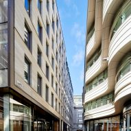 St James Market redevelopment by Make