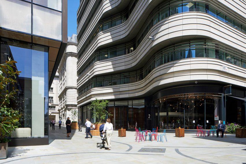 St James's Market redevelopment by Make