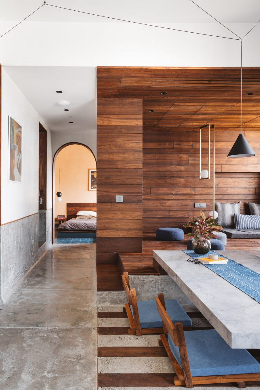 MD Apartment by Saransh