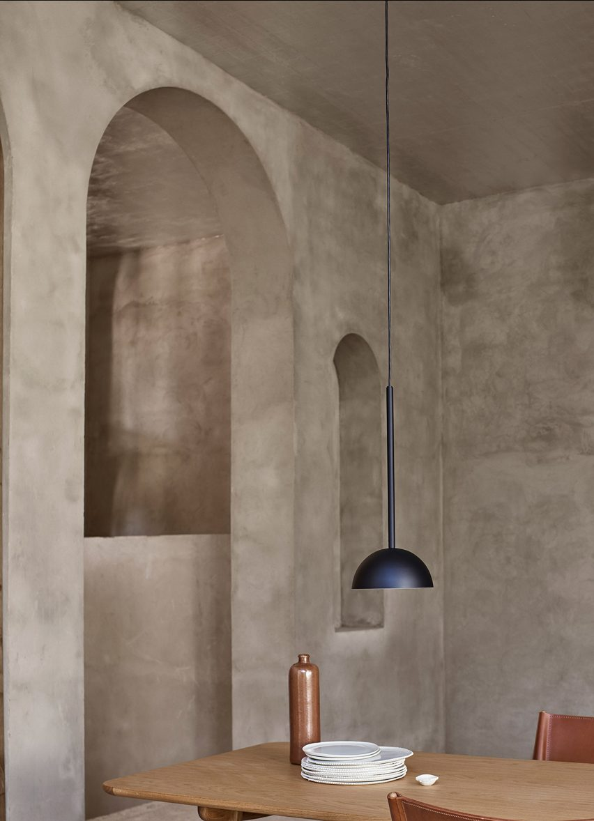 "Mads Odgård designs ""simplest possible lamp"" for Carl Hansen & Son"