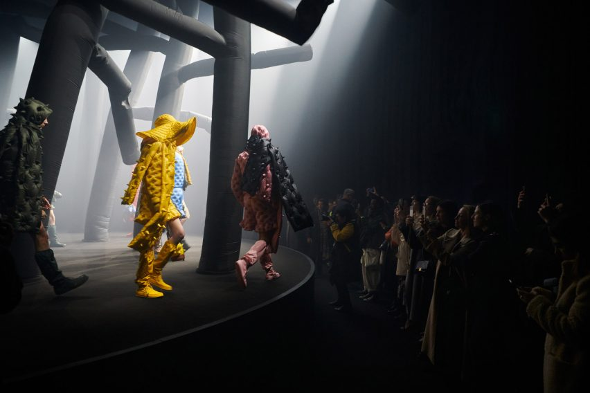 "Moncler enlists eight designers to ""reinterpret the ordinary"" for 2020 Genius collection"