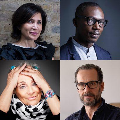 Dezeen Awards 2020 judges