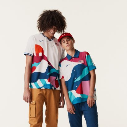 Nike Olympics 2020 Skateboarding Uniform