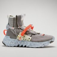 "Nike designs Space Hippie footwear to have ""lowest carbon footprint scores ever"""