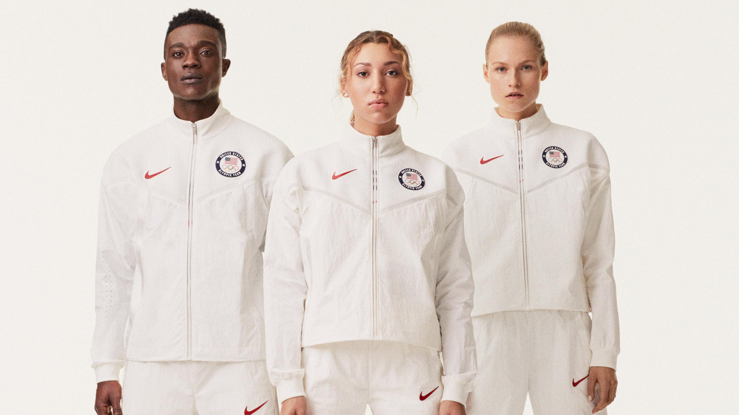 Nike Tokyo 2020 Olympic Uniforms