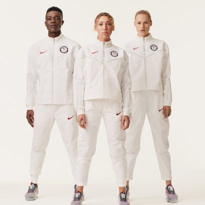 Nike Tokyo 2020 Olympic Uniforms