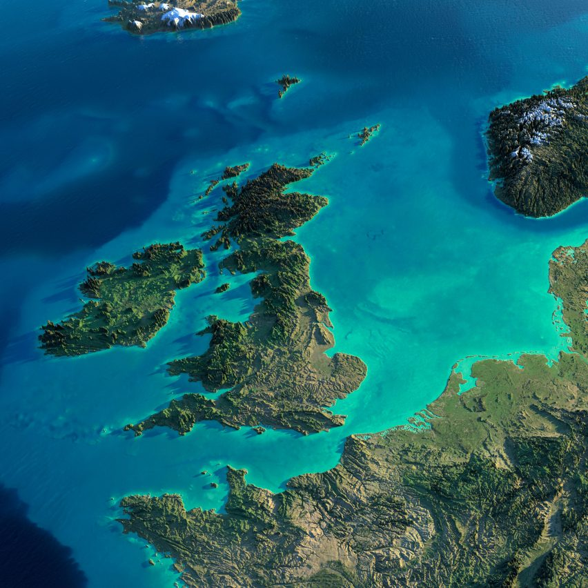 Scientist suggests damming the North Sea to protect Europe from climate change