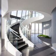 One Thousand Museum by Zaha Hadid Architects New Images by Hufton and Crow