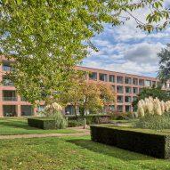 Oude Dijk housing by Shift in Tilburg