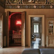 "Palazzo Daniele is a ""contemporary place with an ancient structure"""