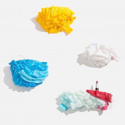 Thier & van Daalen's The Plastic Mine homeware reveals hidden patterns in factory waste
