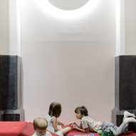 Play In Sacral Spaces by PRTZN Architecture