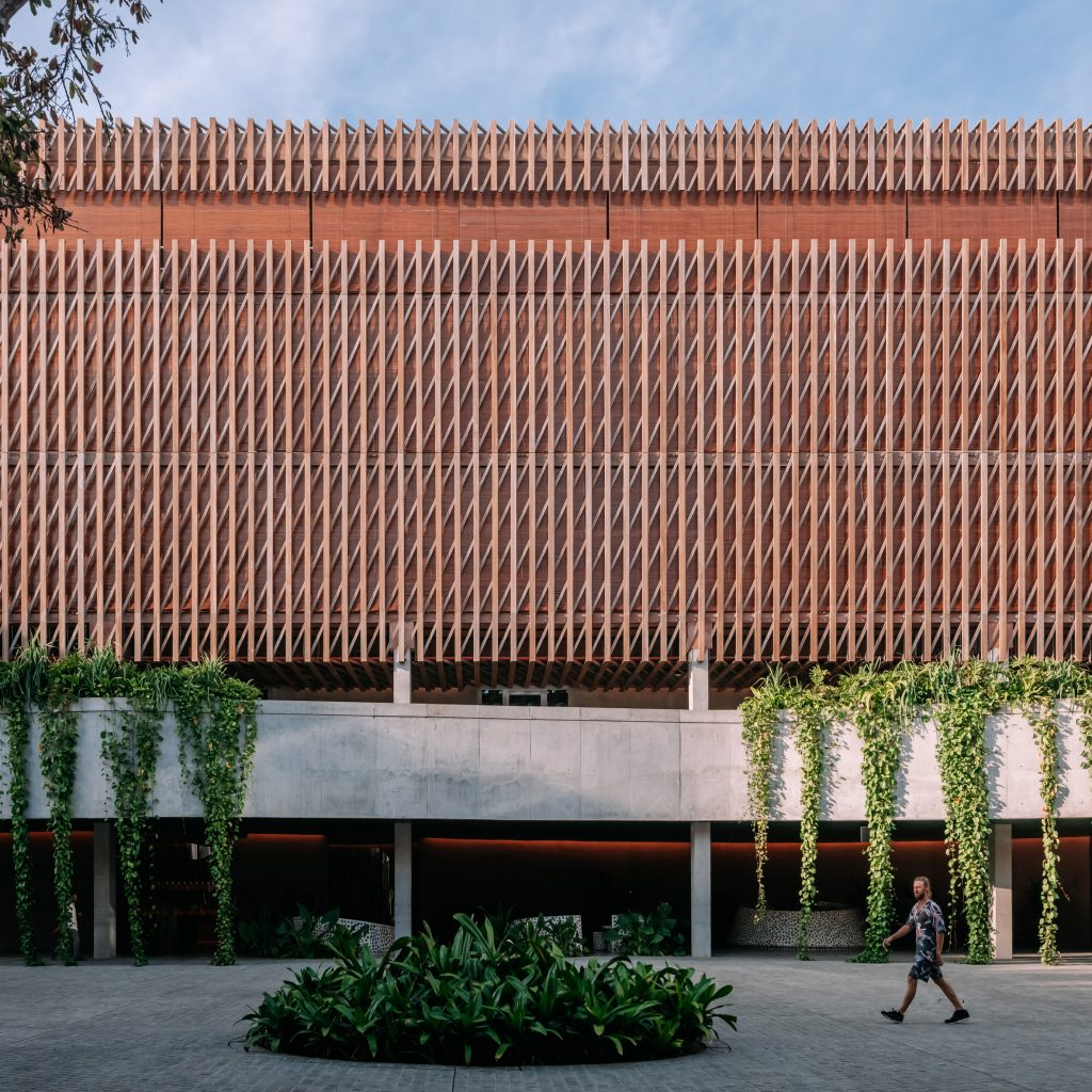 OMA completes Bali resort Potato Head Studios