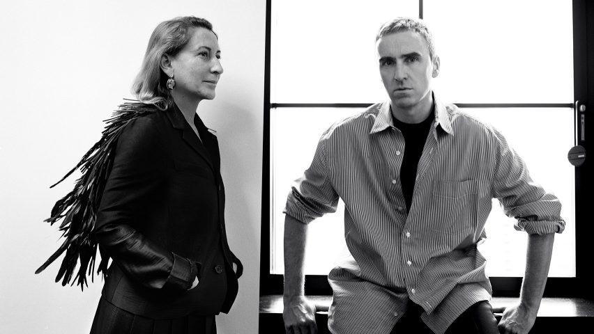Raf Simons becomes co-creative director of Prada