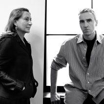 Raf Simons Becomes Co Creative Director Of Prada