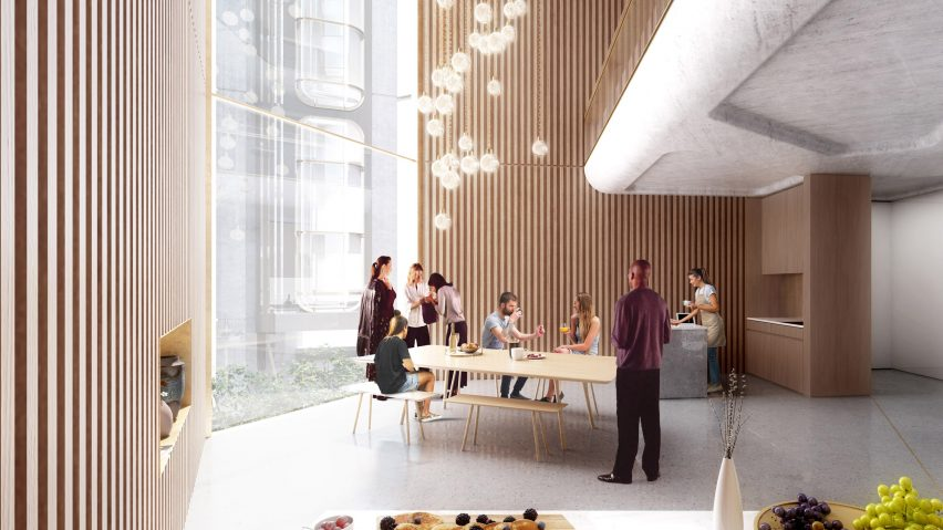 This week, we saw Sweden's tallest timber building and Foster + Partners' co-living apartments