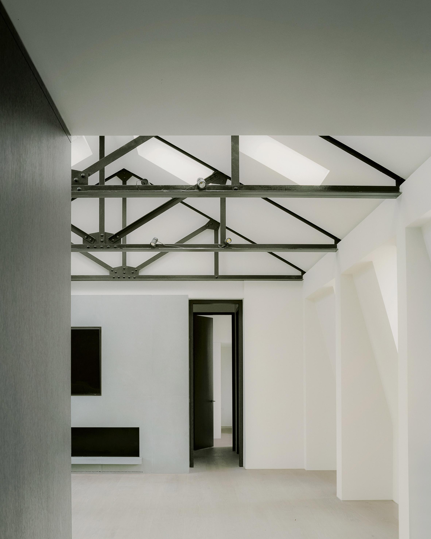 Regent's Park Loft by Originate living room
