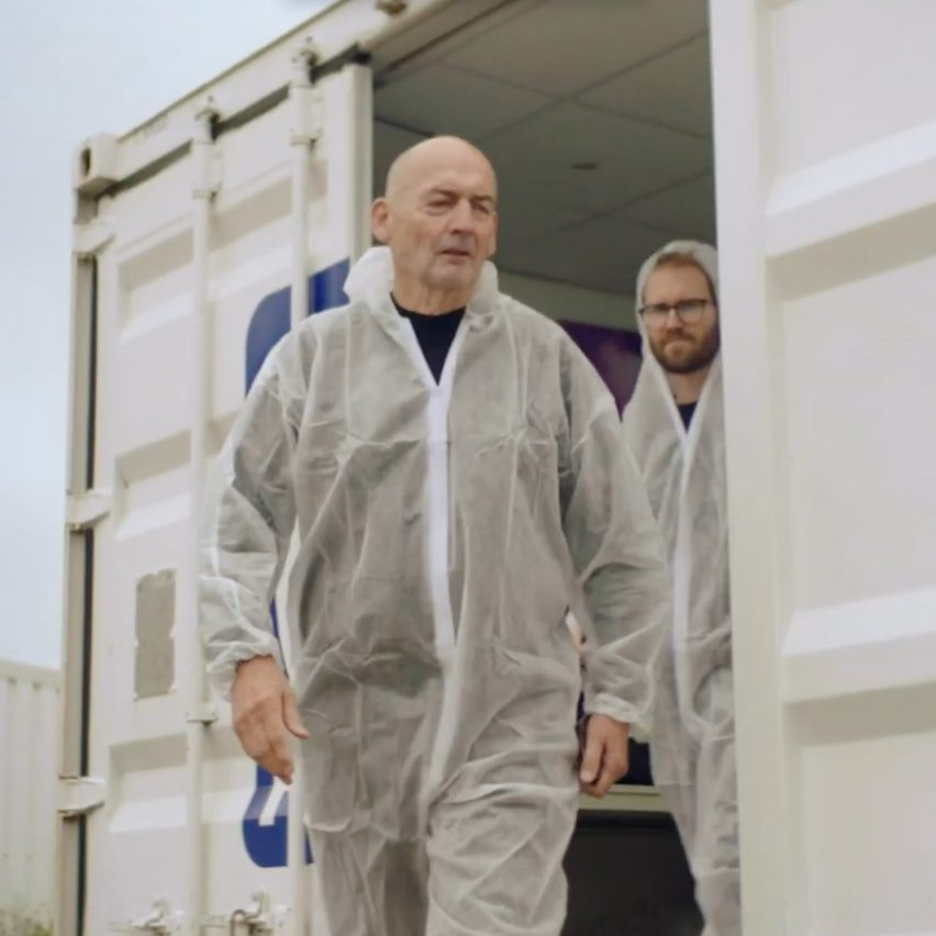 Guggenheim New York releases teaser video ahead of Rem Koolhaas Countryside exhibition