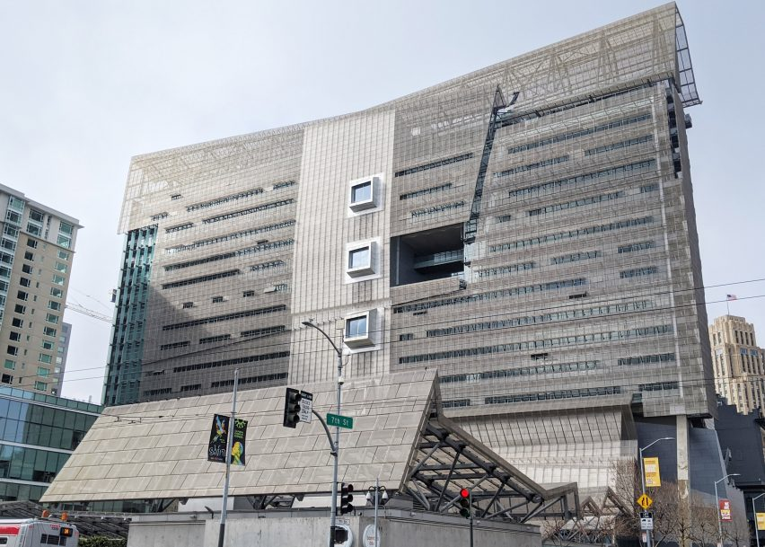 San Francisco Federal Courthouse by Morphosis