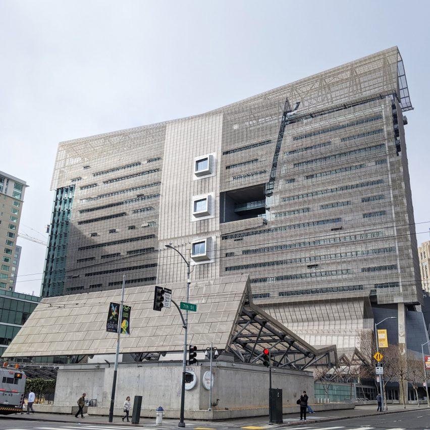 Trump's Making Federal Buildings Beautiful Again decries brutalist and deconstuctivist architecture