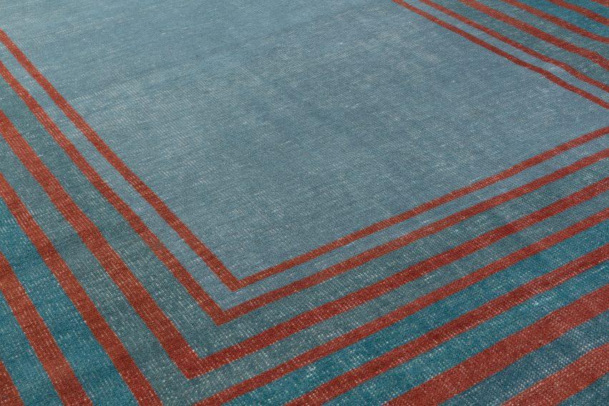 "Sebastian Wrong designs modular ""community of rugs"" for Floor_Story"