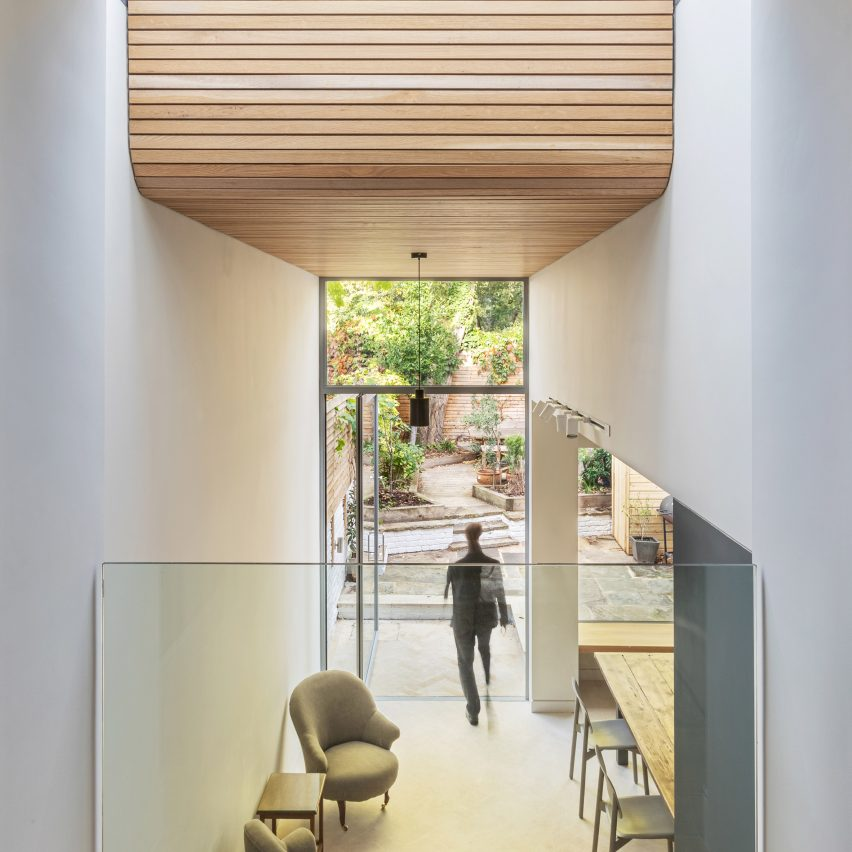 Proctor & Shaw's Soffit House extension wins Don't Move, Improve! 2020