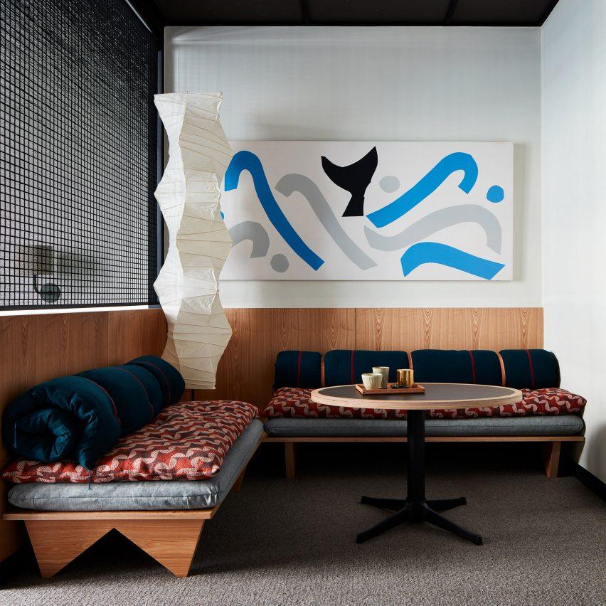 Ace Hotel Kyoto reveals interiors designed by Kengo Kuma and Commune