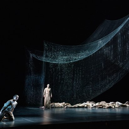 Studio Drift creates dramatic shifting Ego sculpture for Dutch opera L'Orfeo