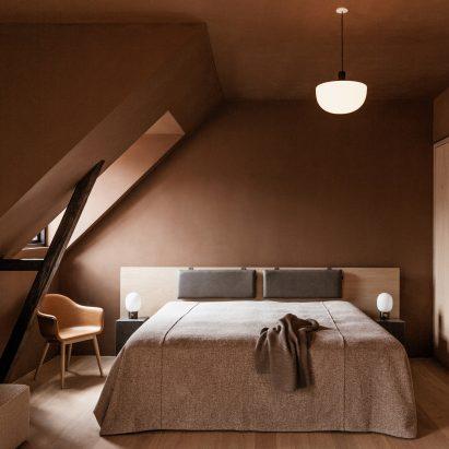 The Audo hotel in Copenhagen
