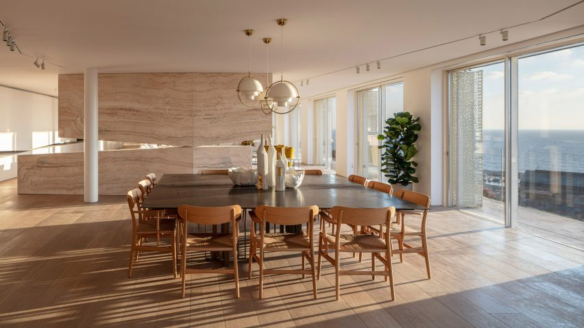 The Jaffa Penthouse by Pitsou Kedem and Baranowitz & Goldberg