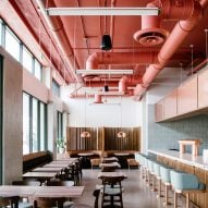 Project M Plus infuses Salted Pig eatery in California with desert hues