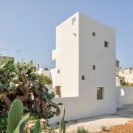 The White Tower Gagliano del Capo by DOS Architects