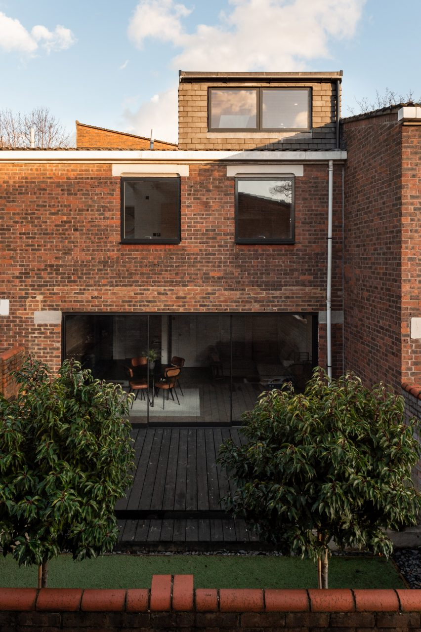 Two and a Half Storey House by Bradley Van Der Straeten (exclusive)