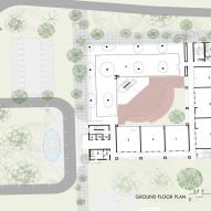 Vidya Devi Jindal Paramedical College by SpaceMatters