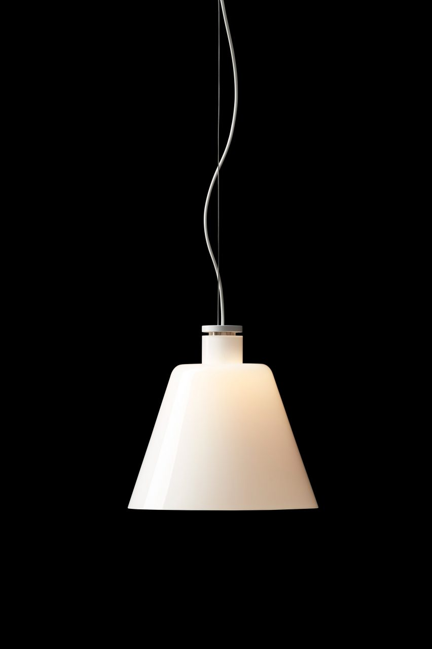 W202 Halo pendant lamp family by architect David Chipperfield for Wästberg