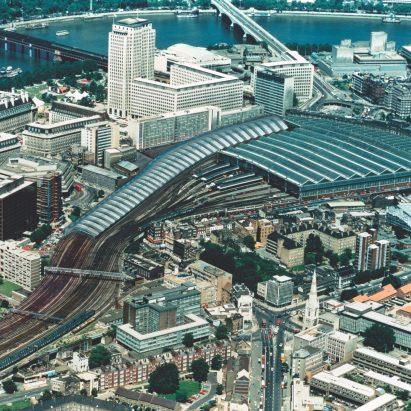Waterloo International Terminal by Grimshaw