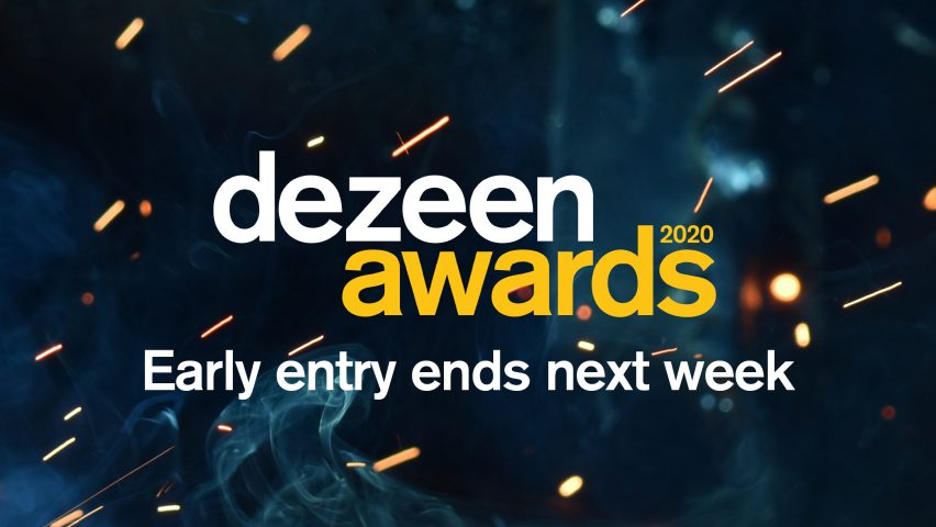 Dezeen Awards 2020