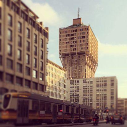 Milan's Torre Velasca