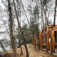 Pine Pavilion by DnA