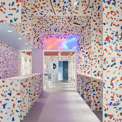 Antwerp Ace & Tate by Plasticiet