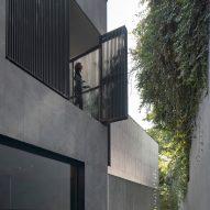 AdH House by Francesc Rife Studio