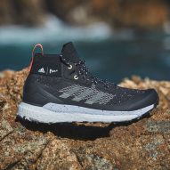 Adidas uses Parley ocean plastic for Terrex Free Hiker shoe