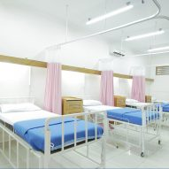 AIA task force to offer advice on converting buildings into healthcare facilities