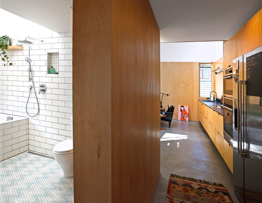 Alley Cat by SHED Architecture and Design