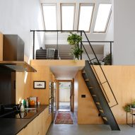 Alley Cat por SHED Architecture and Design