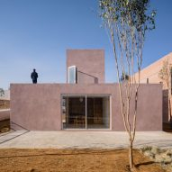 PPAA designs pink prototype for Mexican low-cost housing initiative