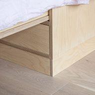 Barbican Dancer's Studio by Intervention Architecture furniture
