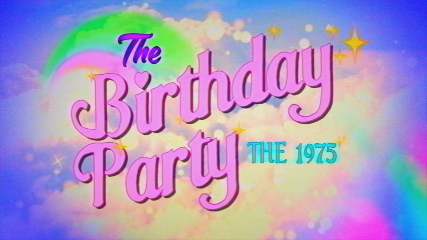 "Ben Ditto unearths the ""underbelly"" of the internet for The 1975 The Birthday Party music video"